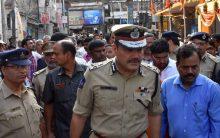 Top officials inspects the Hanuman Shobha yatra procession route