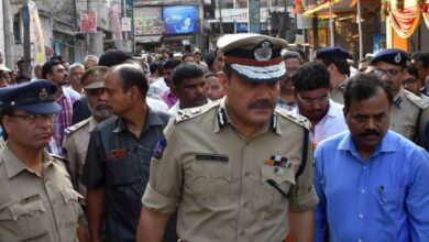 Photo of Top officials inspects the Hanuman Shobha yatra procession route