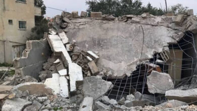 Photo of Israel destroys family apartments of accused Palestinian killer