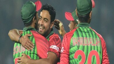 Photo of Abu Jayed aims spot in Bangladesh playing XI after WC selection
