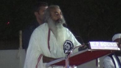 Photo of Reciting Hazrat Ali (RA), Congress's Acharya Krishnam garners Muslim support