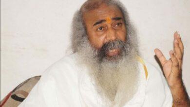 Photo of 'Jo Ram ka na hua, woh desh ka kya hoga': Acharya Pramod Krishnam
