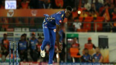 Photo of IPL 2019: Alzarri Joseph stars as Mumbai Indians defeats Sunrisers Hyderabad