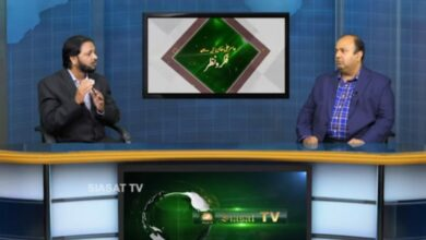 "Photo of Amer Ali Khan ke saath ""Fikr o Nazar"" | Ep 05"