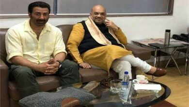 Photo of Amit Shah meets Sunny Deol, fuels speculation for Amritsar seat