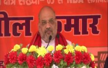 Frustrated TMC goons attacked roadshow : Amit Shah
