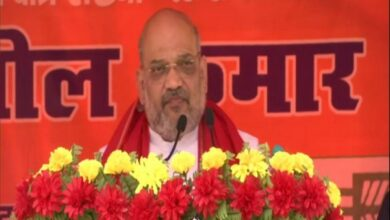 Photo of Frustrated TMC goons attacked roadshow : Amit Shah