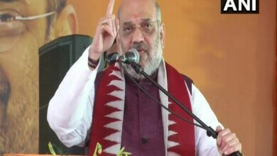 Photo of Home Minister Amit Shah's security tightened