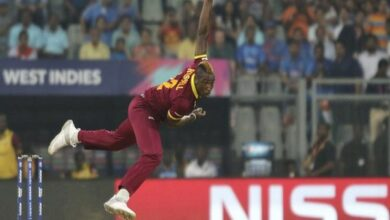 Photo of Andre Russell included in West Indies World Cup squad