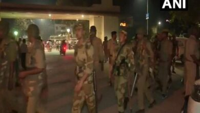 Photo of Security tightened at BHU campus post-shooting incident
