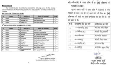 Photo of BSP, BJP release list for upcoming polls