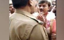 You're on my hit list: BJP leader threatens Circle Officer