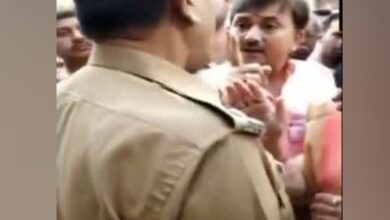 Photo of You're on my hit list: BJP leader threatens Circle Officer