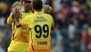 Photo of IPL: Tahir praises Dhoni's match-winning performance against KKR