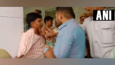 Photo of UP: BJP workers beat up Election Officer in Moradabad