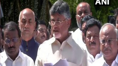 Photo of Naidu demands EC to revert to ballot paper system to 'protect spirit of electoral process'