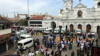 Photo of Sri Lanka: 25 killed in blasts, EAM Swaraj closely monitoring situation