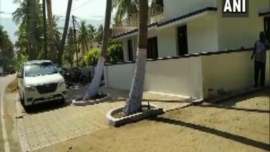 Photo of I-T raids at Namakkal-based construction firm