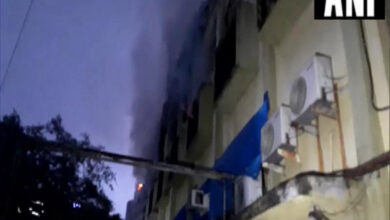 Photo of Mumbai: Fire breaks out at Cama Industrial Estate