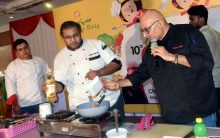 Siasat conducts cookery classes