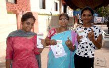 Polling Underway in Hyderabad