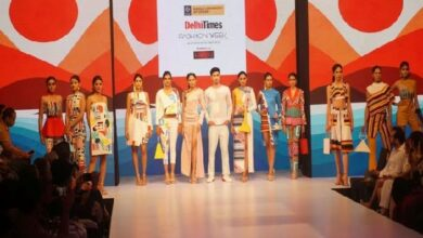 Photo of Students of WUD showcase designs and talent at Delhi Times Fashion Week