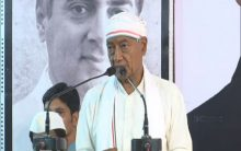 Armed forces, their families being dragged into politics: Digvijaya Singh