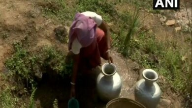 Photo of To quench thirst, residents of this Assam village collect water dripping from mountains