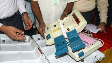 "Photo of EVMs ""manipulation"": Sharad Pawar, Naidu voice concerns over"