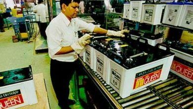Photo of Exide reports 6 pc topline growth for Q4