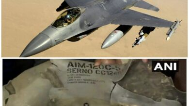 Photo of Intercepted Pakistani radio communications confirm Wing Commander Abhinandan shot down Pak F-16