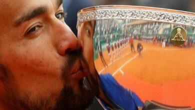 Photo of Fabio Fognini wins maiden Masters title
