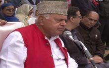 Why do you lie? Farooq Abdullah attacks PM over shooting down F 16