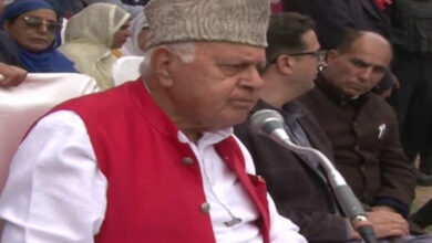 Photo of Why do you lie? Farooq Abdullah attacks PM over shooting down F 16