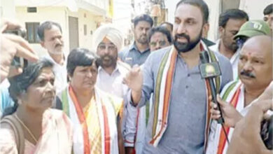 Photo of Feroz Khan expresses views on low polling in Hyderabad, levels serious allegations against MIM