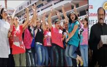 Girls outperform boys in intermediate exams
