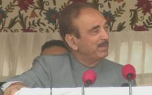 Cong has no problem if it did not get PM's post: Ghulam Nabi Azad