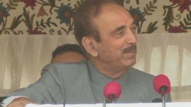 Photo of Azad blames PM Modi, erstwhile PDP-BJP govt for 'growing militancy' in J-K