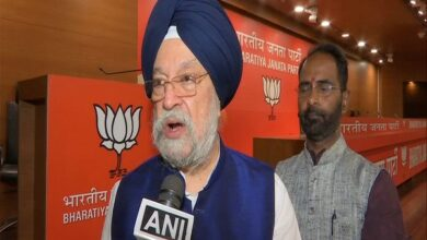 Photo of Mayapuri violence is failure of Delhi govt, particularly of CM Kejriwal: Hardeep Singh Puri