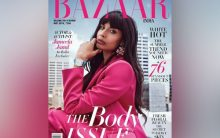 Harper's Bazaar India, in a unique innovation, shoots its 'May Cover' on a Smartphone