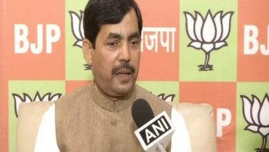 Photo of LS polls: Cong has vanished in Telangana, fight between BJP and TRS now, says Shahnawaz Hussain