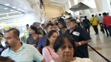 Photo of Immigration servers at IGI Airport resumes operation, 8 flights delayed