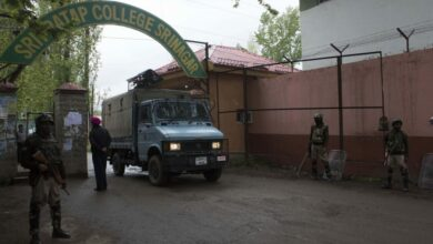 Photo of Srinagar: Security tightened ahead of 2nd phase of LS polls