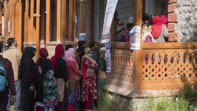 Photo of LS Polls: Sluggish start to polling in Anantnag amid complete shutdown