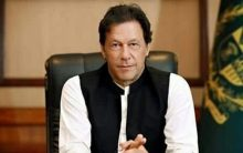 Indian, Israeli leaders showing moral bankruptcy to win elections: PM Imran Khan