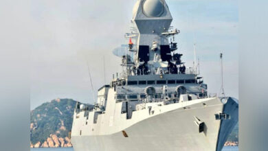 Photo of Indian Navy warships to take part in Chinese fleet review