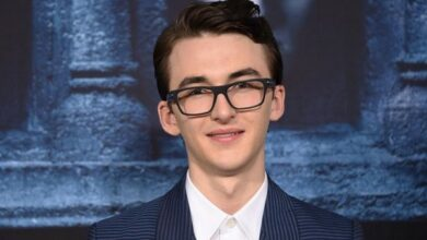 "Photo of For GOT's Isaac Hempstead Wright it's ""difficult to make friends"" at college"