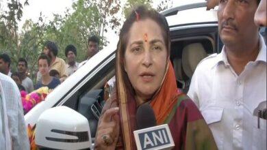 Photo of Case registered against Jaya Prada for her comments on Azam Khan, Mayawati