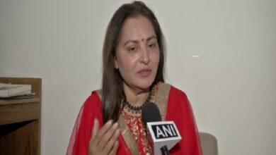 Photo of Jaya Prada hits out at Azam Khan's son for his 'Anarkali' remark