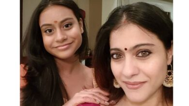 Photo of Kajol posts emotional message on daughter's 16th birthday